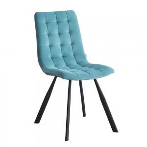 Комплект стульев DC042 голубой 4 шт