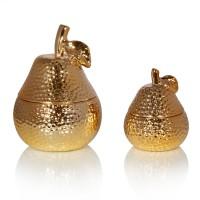 Шкатулка Gold Pear малая