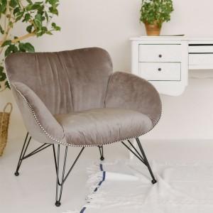 Кресло Alta DISCOVERY gray