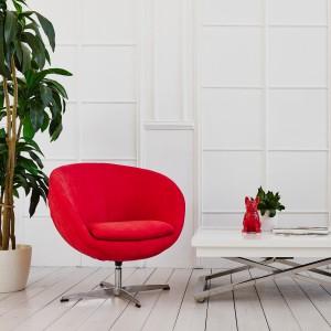 Кресло Alta PLANET красное