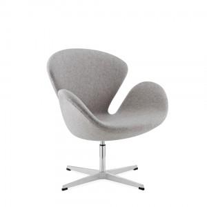 Кресло Alta SWAN светло-серый