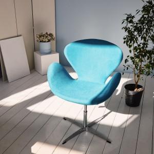 Кресло Alta SWAN синий