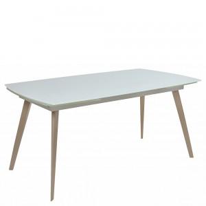 Стол ELIOT белый глянец