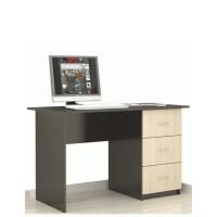 Письменный стол СИТИ-1 венге/дуб молочный