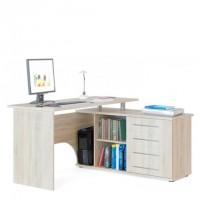 Письменный стол ГРЭТА-16 дуб сонома