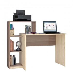 Письменный стол КВАРТЕТ-2 шимо/дуб сонома