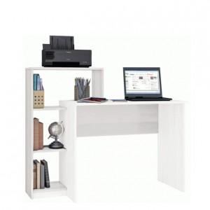 Письменный стол КВАРТЕТ-2 белый