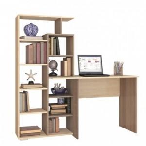 Письменный стол КВАРТЕТ-4 шимо/дуб сонома