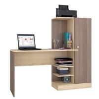 Письменный стол КВАРТЕТ-6 шимо/дуб сонома