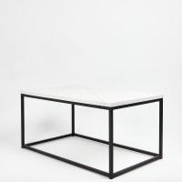 Журнальный стол DOMM CT662 белый мрамор
