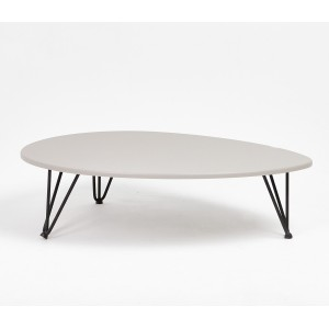 Журнальный стол DOMM CT669 серый