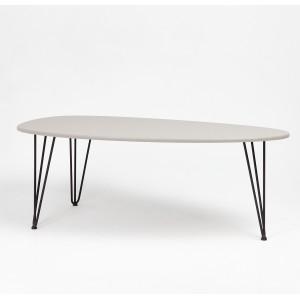Журнальный стол DOMM CT670 серый
