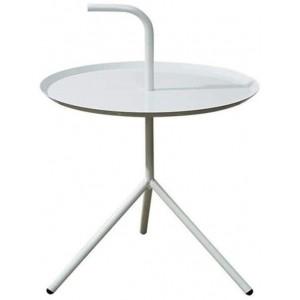 Журнальный стол DOMM ST203 белый